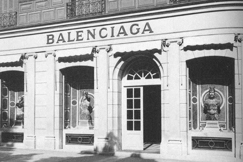 История balenciaga нет друзей нет девушки нет хорошей работы