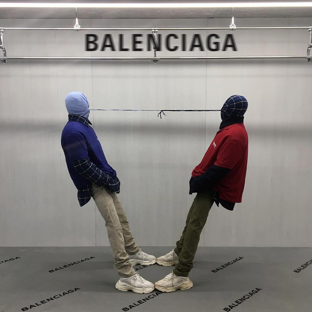 Balenciaga end history