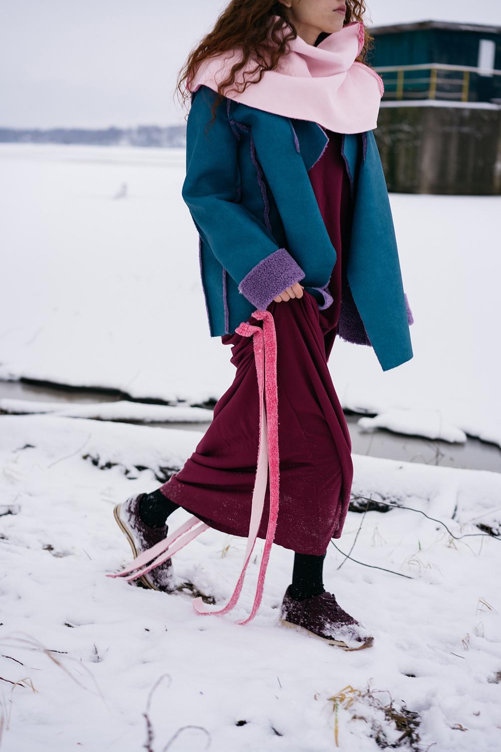 PERMANENTNO одежда дизайнер-модельер из Костромы Аня Соколова