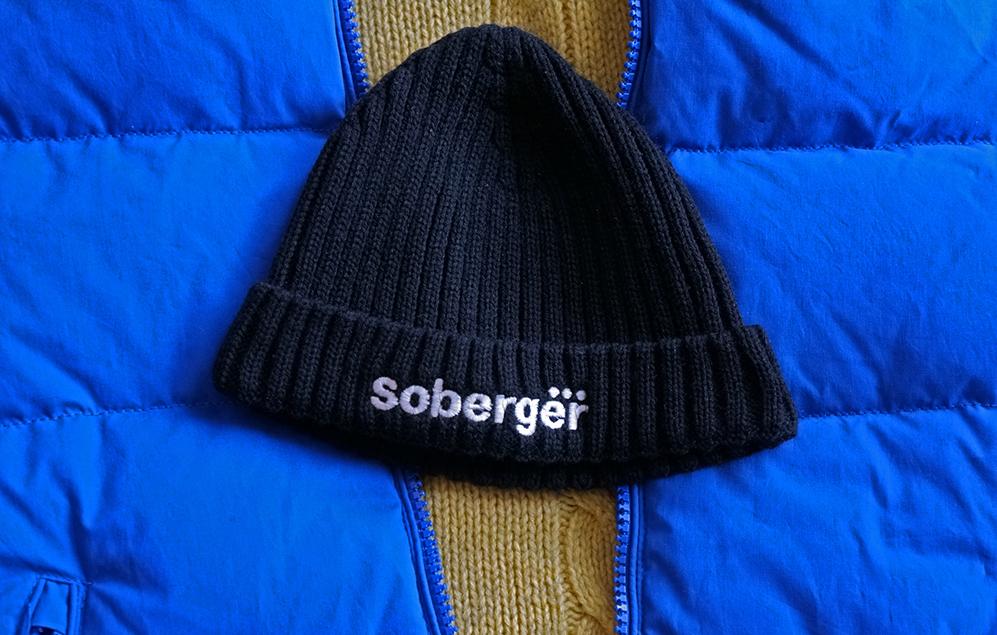 Собергер шапка