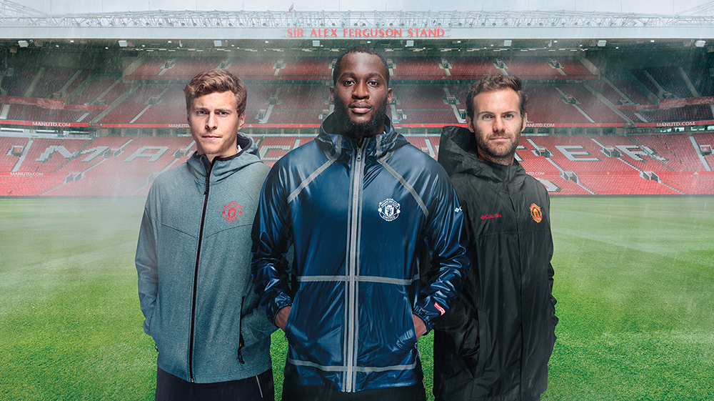 columbia manchester united 2