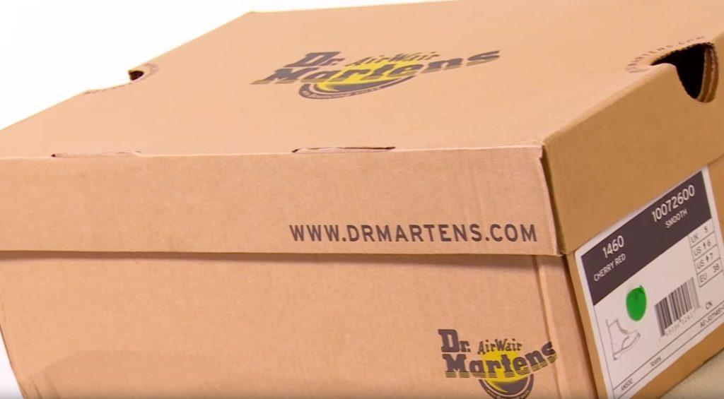 коробка dr