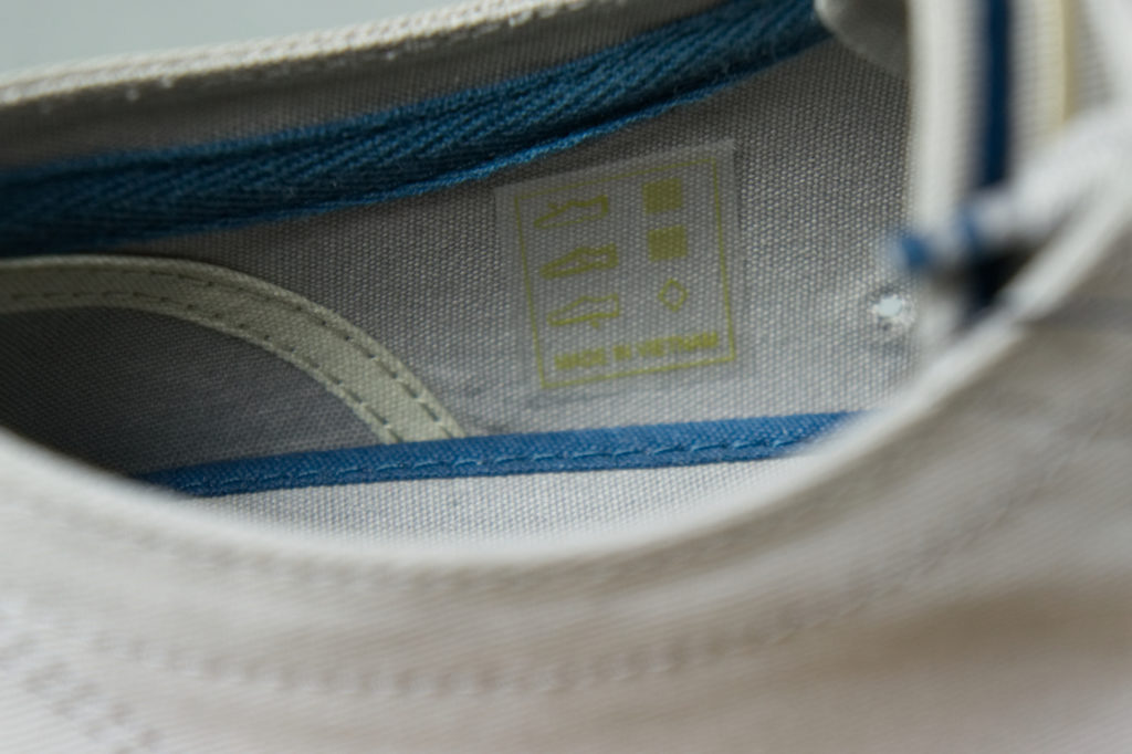 fred perry бирки
