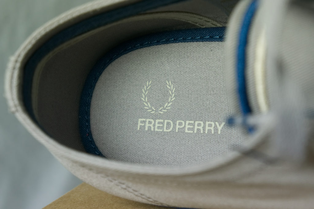 fred perry стелька
