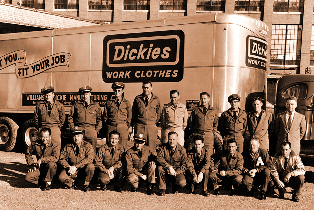 dickies Williamson-Dickie Manufacturing Company