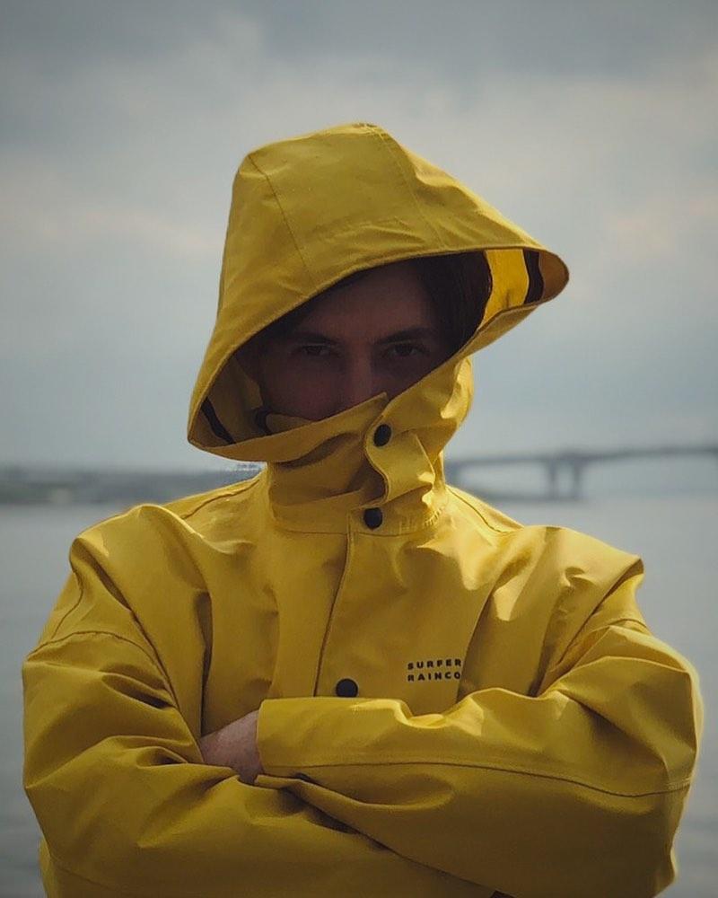 surfer raincoats дождевик