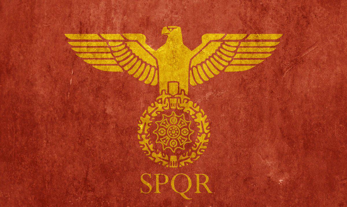 Эмблемы римских легионов картинки