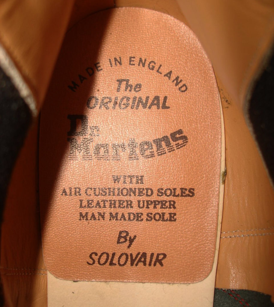 Dr. Martens by solovair