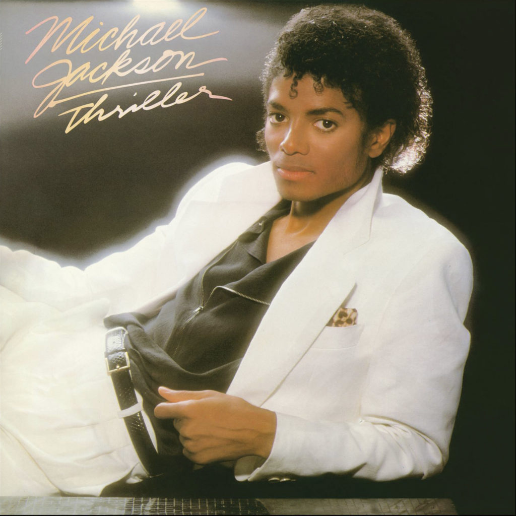 Майкл Джексон в костюме BOSS