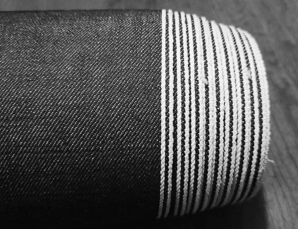 ткань джинсы