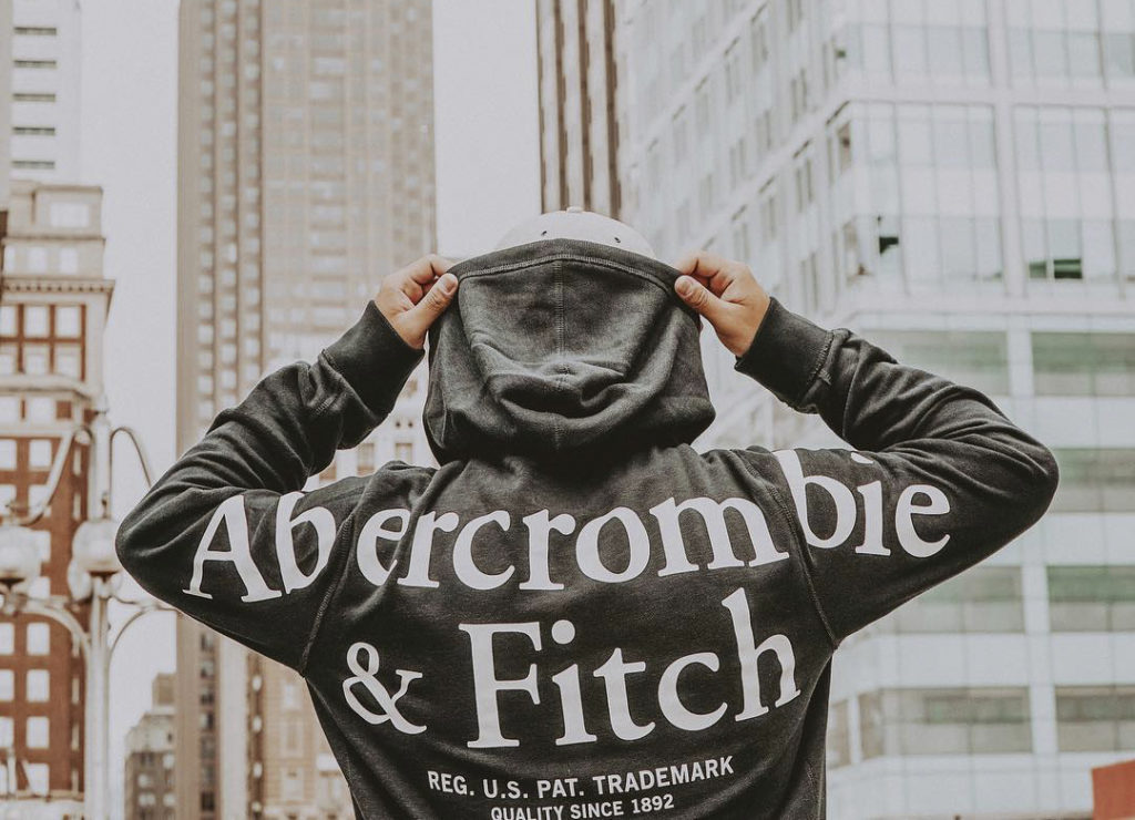 Abercrombie & Fitch end