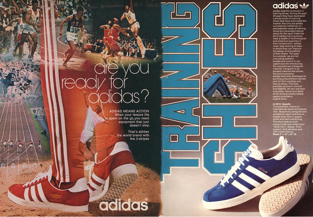 adidas gazelle 1980