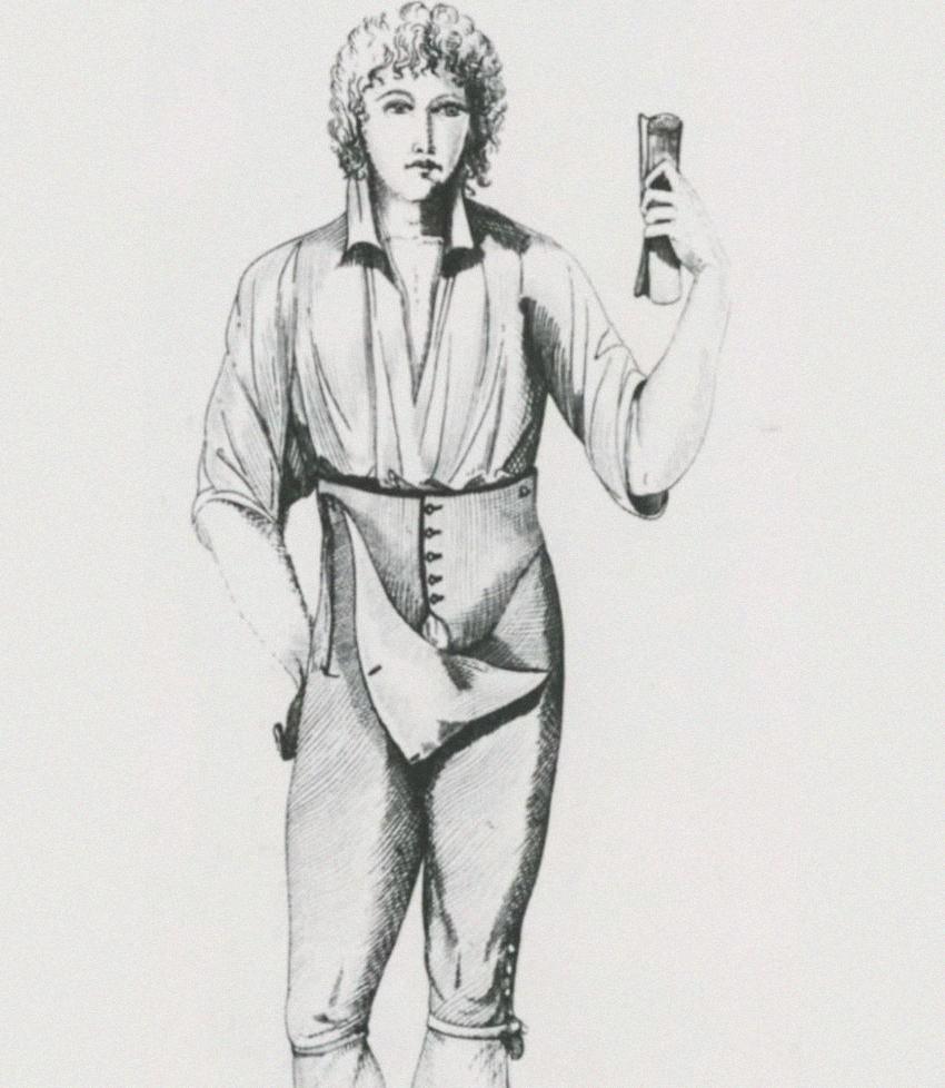 denim 1840 история