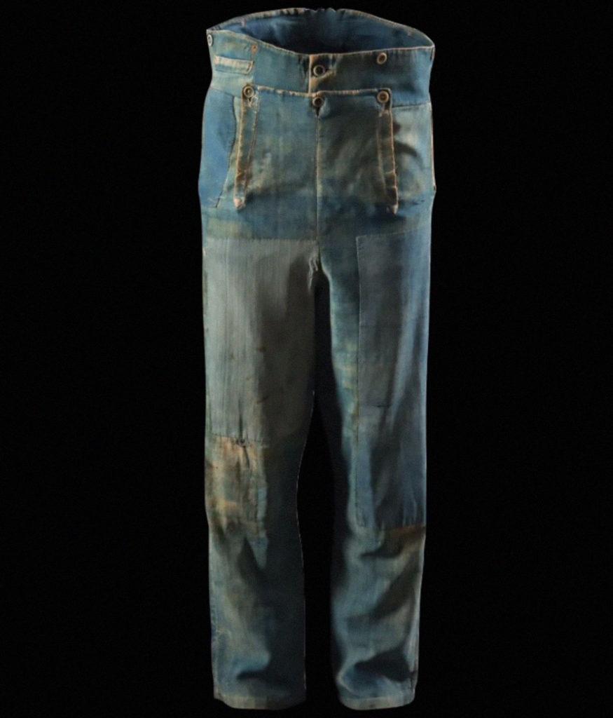 джинсы 1840 история