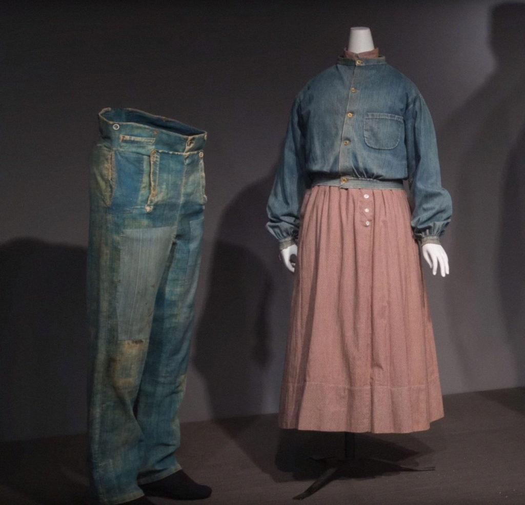 джинсы 1840 выставка