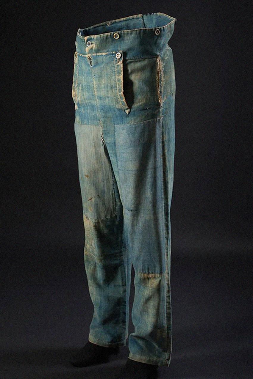 джинсы 1840