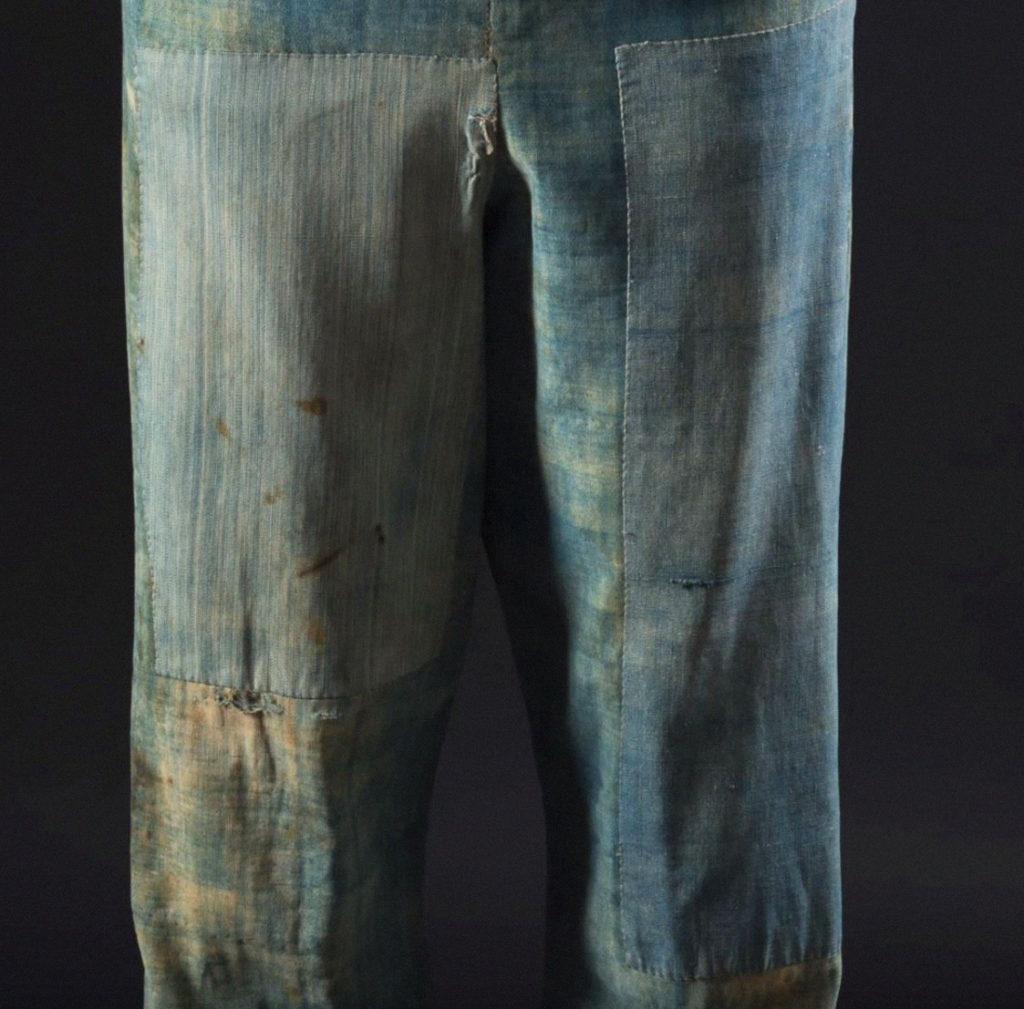 джинсы история 1840