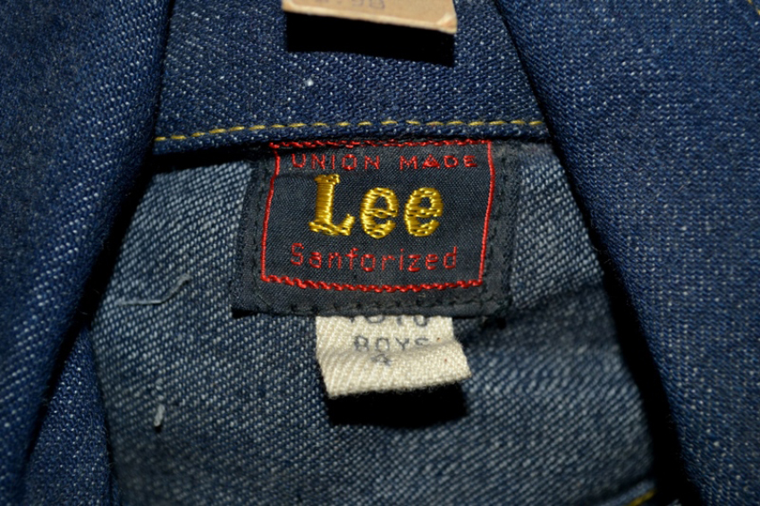 детская куртка lee 2