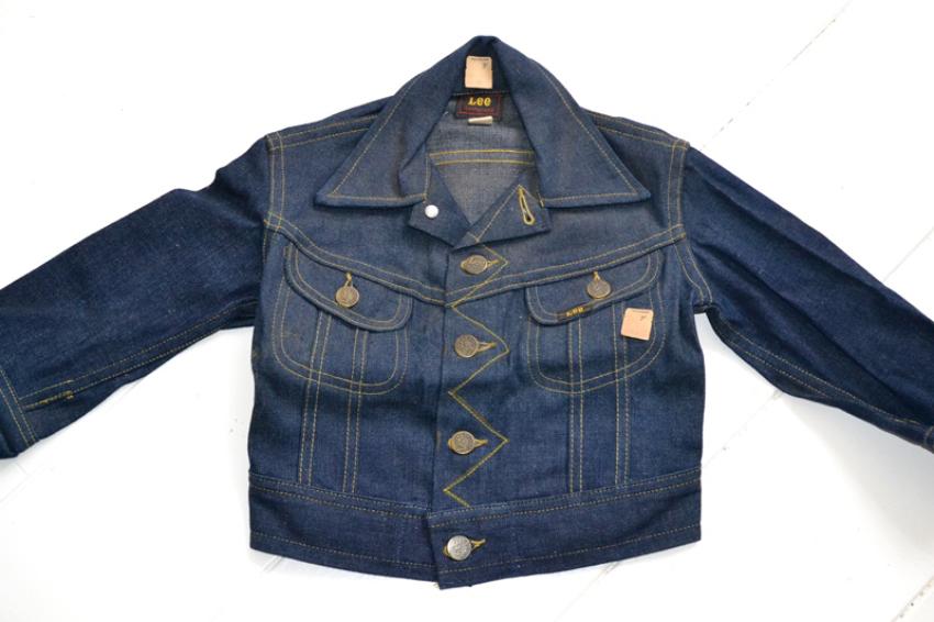 детская куртка lee
