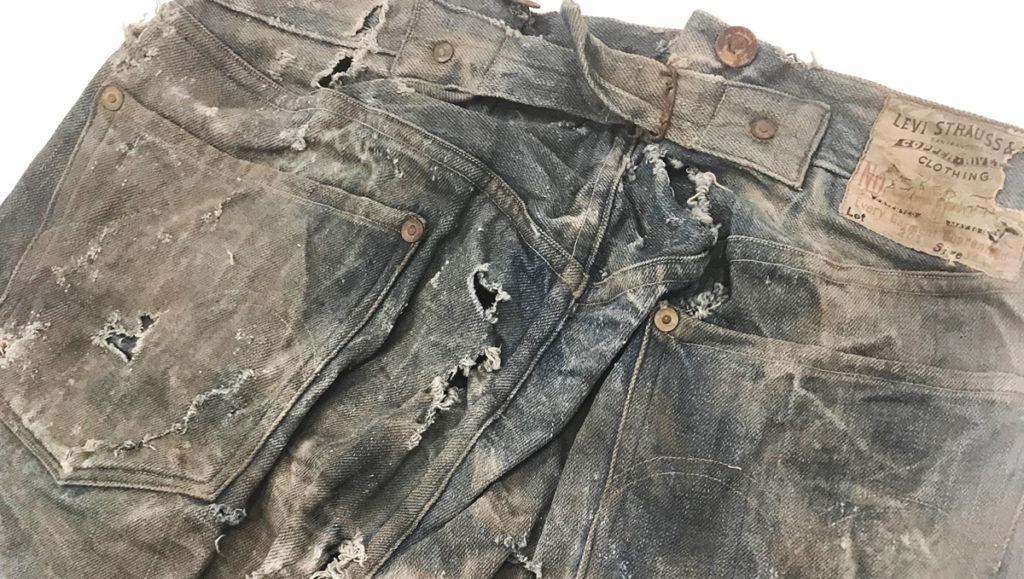 Klondike 201 джинсы