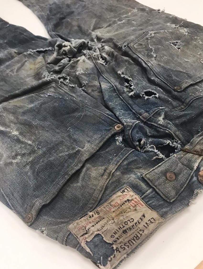 Klondike 201 джинсы 2