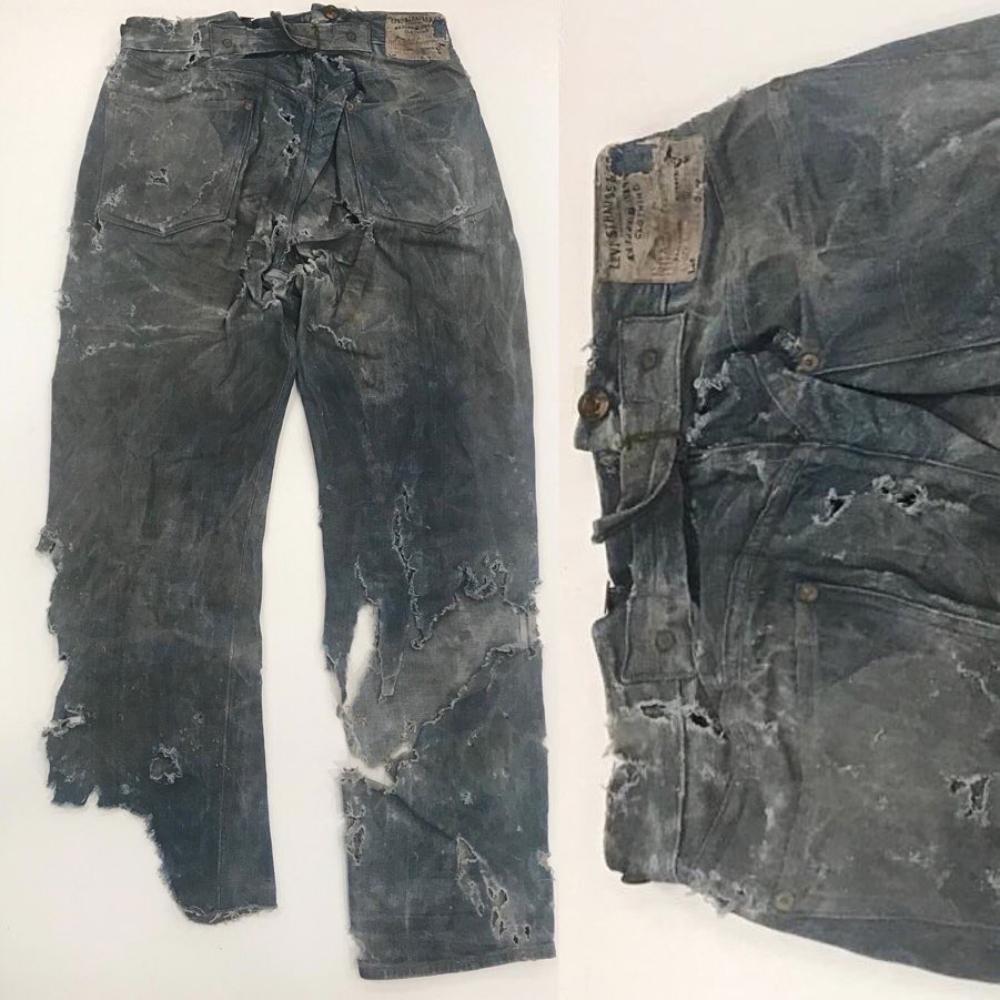 Klondike 201 джинсы 3