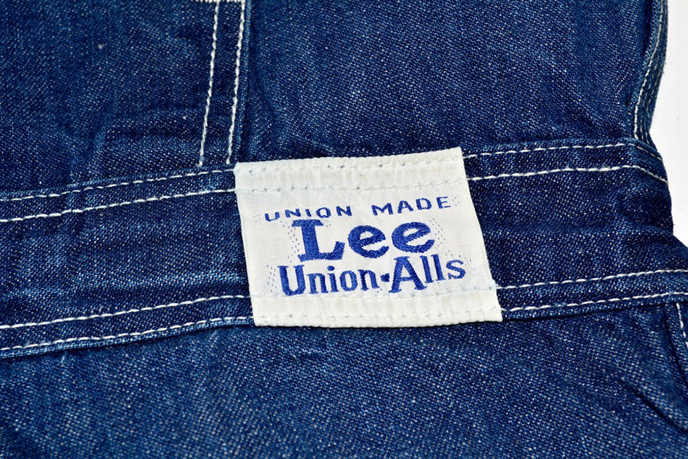 Комбинезон lee 40 union-alls