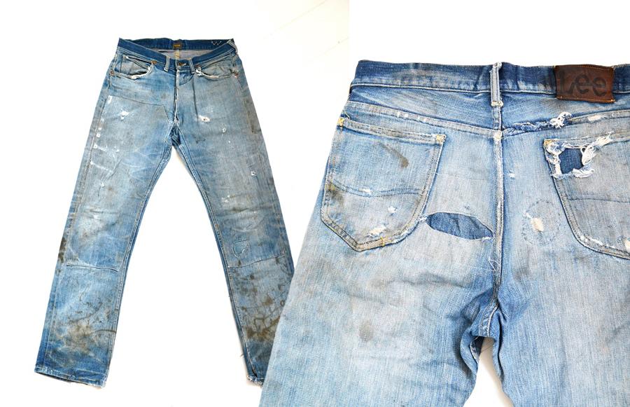 Ковбойские джинсы