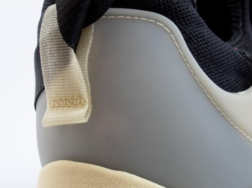 Nike Off-White Air Presto карман на пятке
