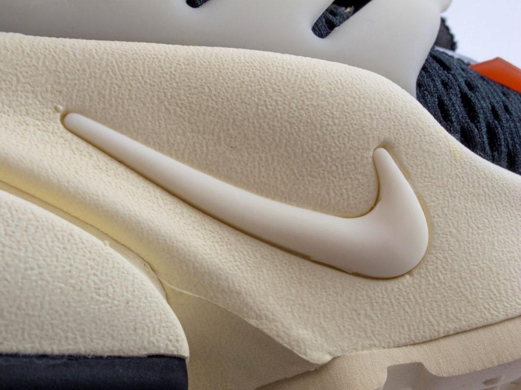 Nike Off-White Air Presto logotip