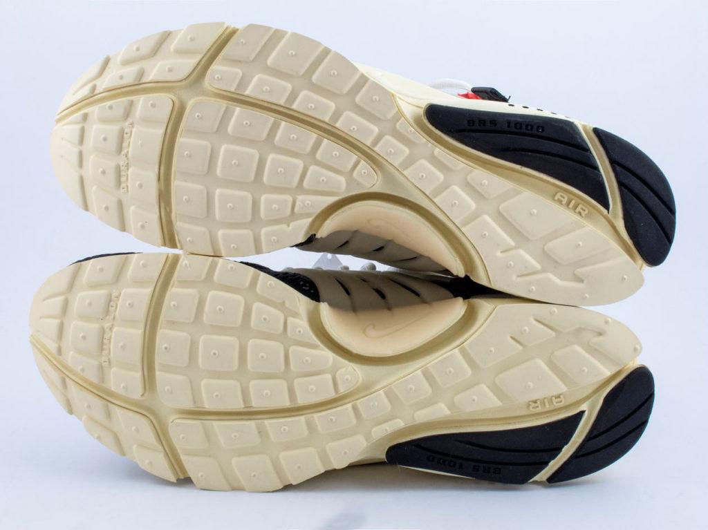 Nike Off-White Air Presto подошва