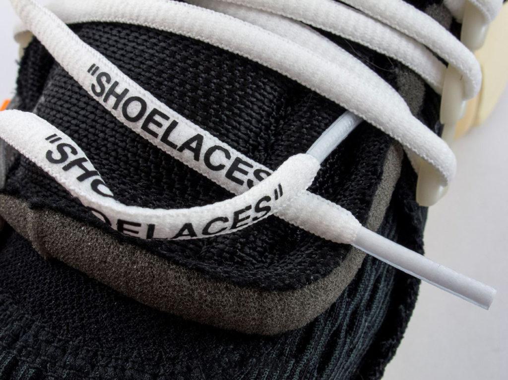 Nike Off-White Air Presto шнурки