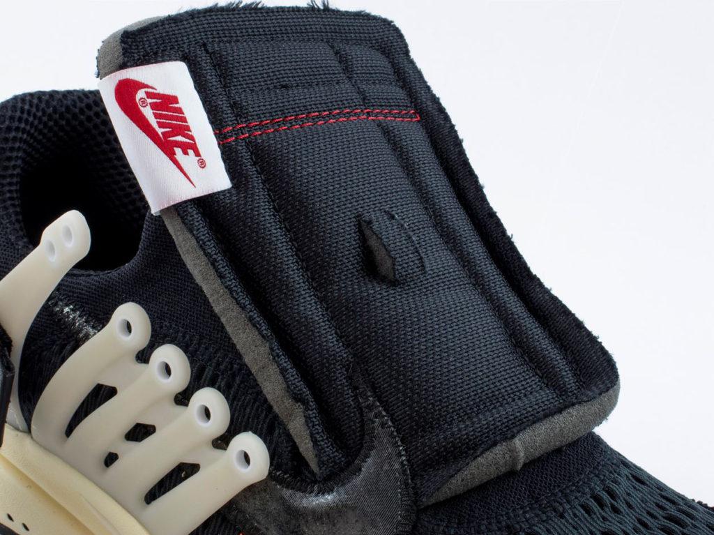 Nike Off-White Air Presto язык