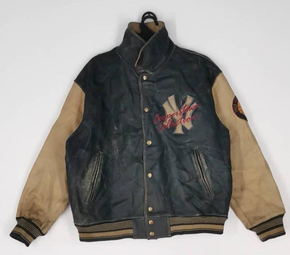 бейсбольная куртка 2