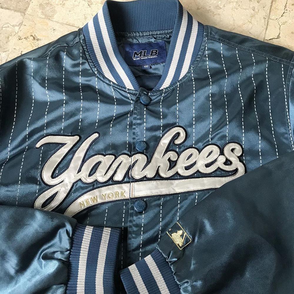 Бейсбольная куртка