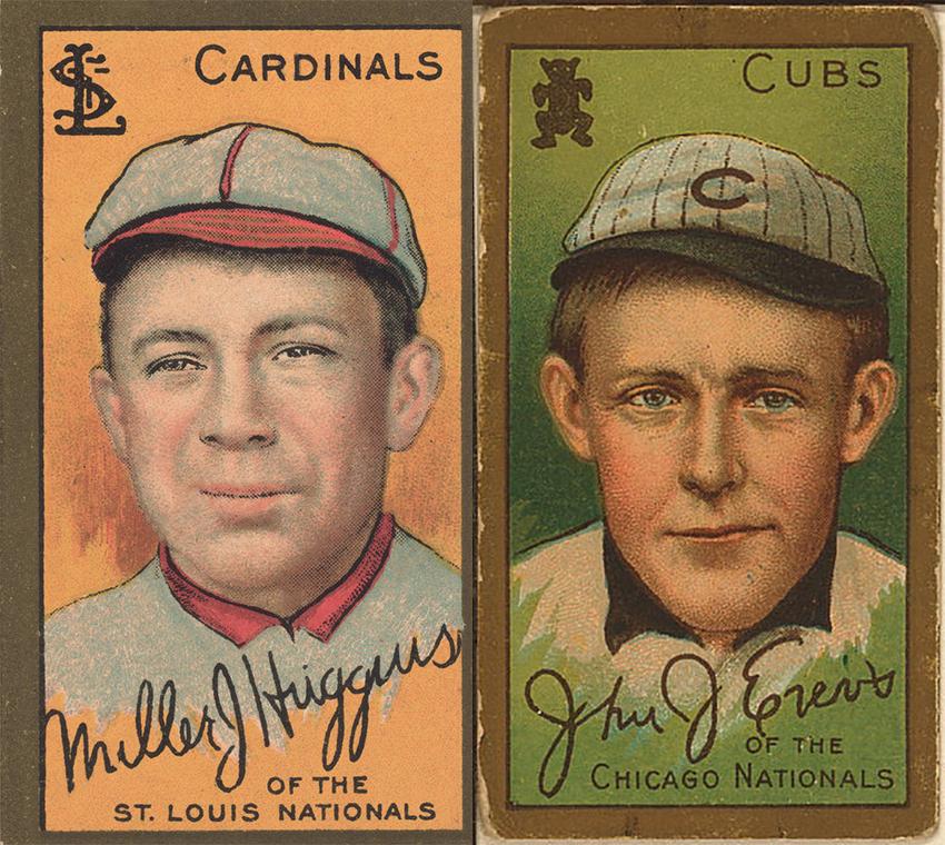 бейсбольные карточки