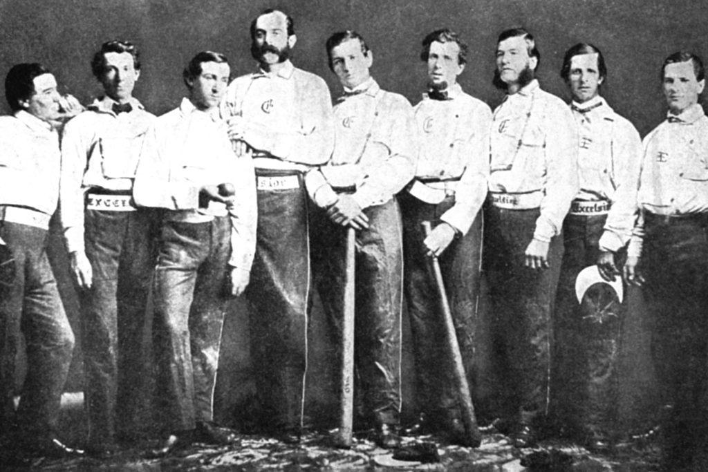 Brooklyn Excelsiors 1860