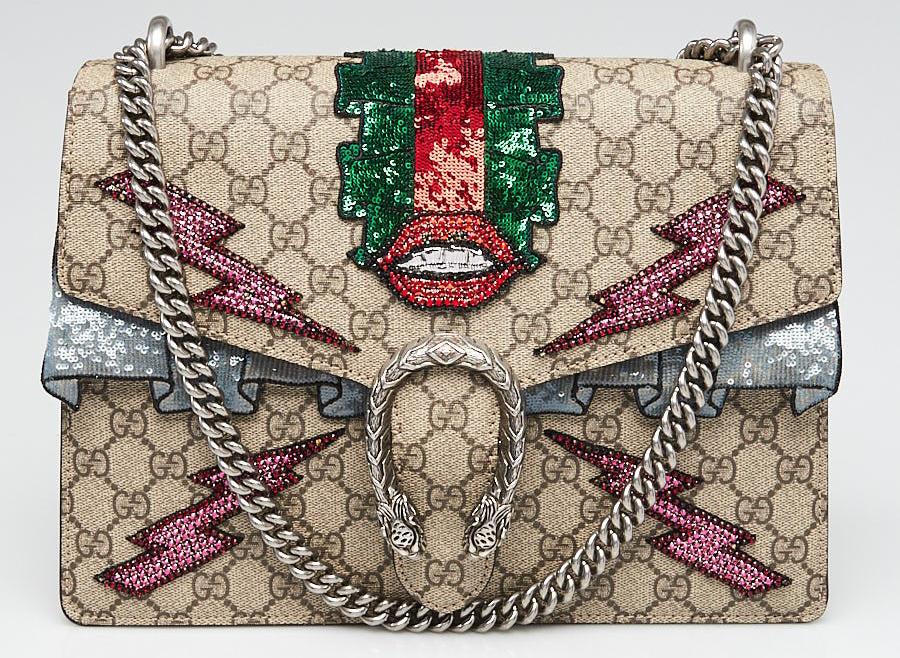 Gucci - сумка Dionysus
