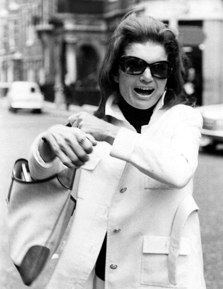 Jackie Bouvier-Kennedy Onassis
