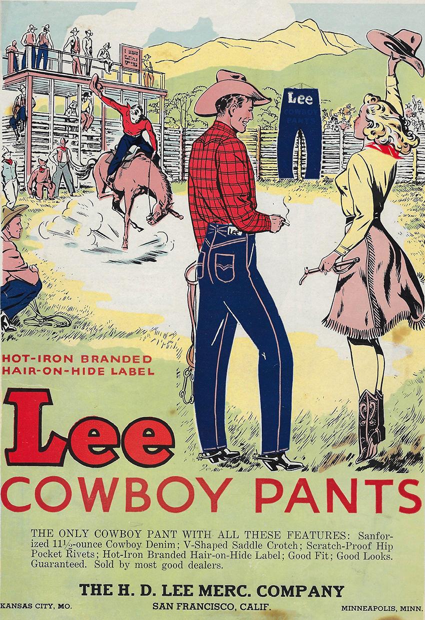 lee cowboy 2