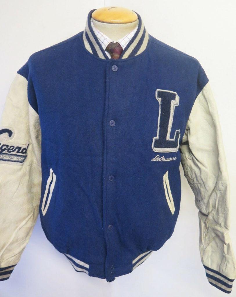 levi бейсбольная куртка