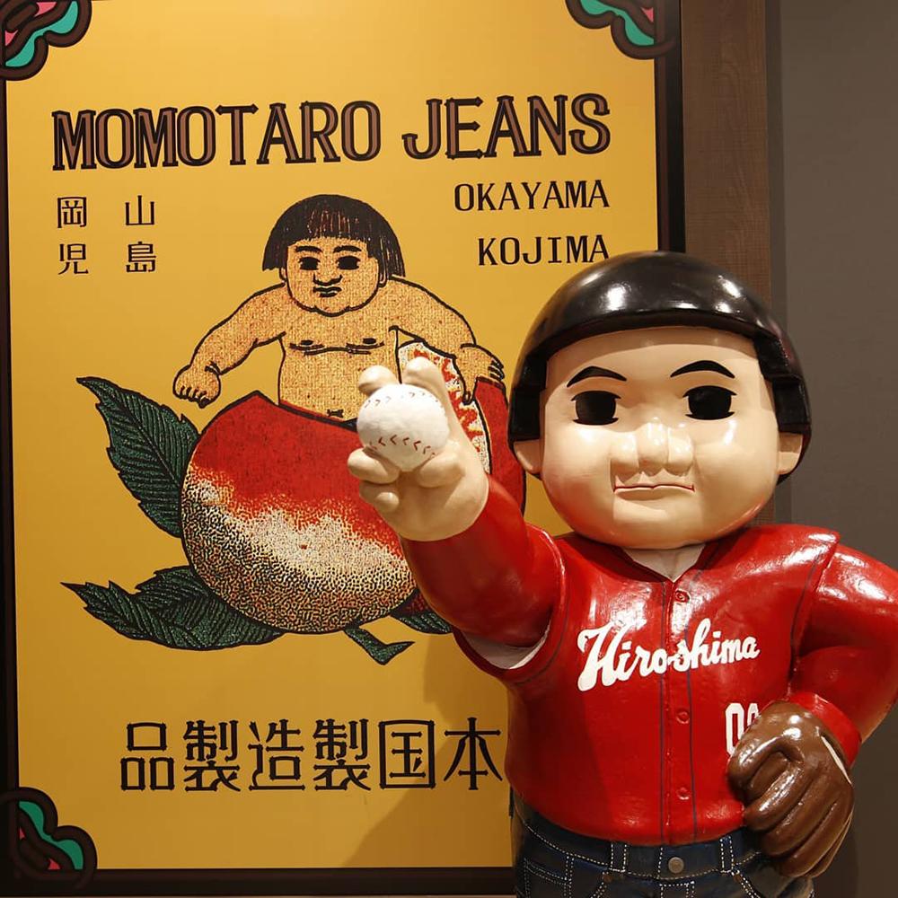 История джинсов Momotaro