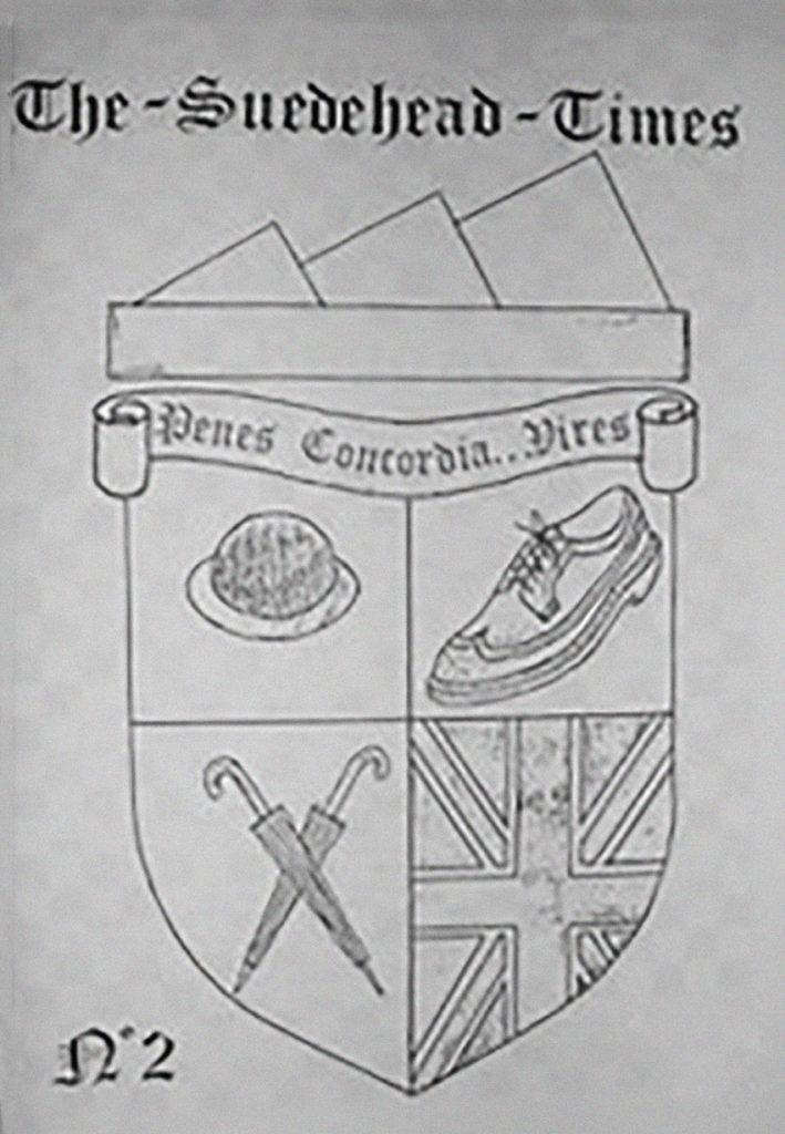 suedehead герб