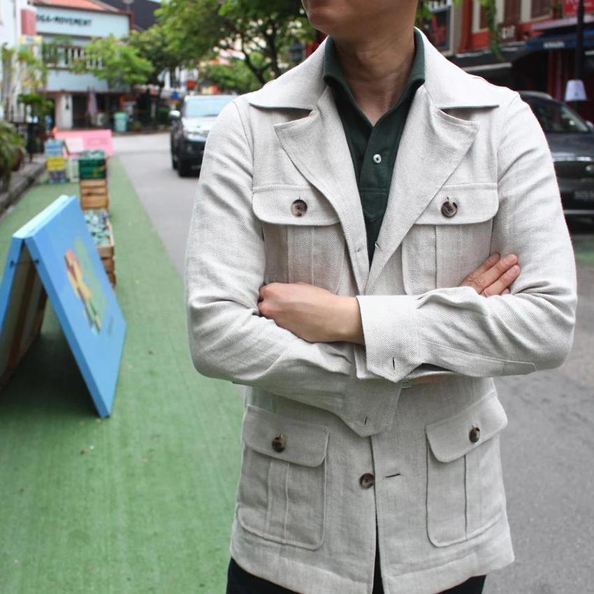 Safari куртка