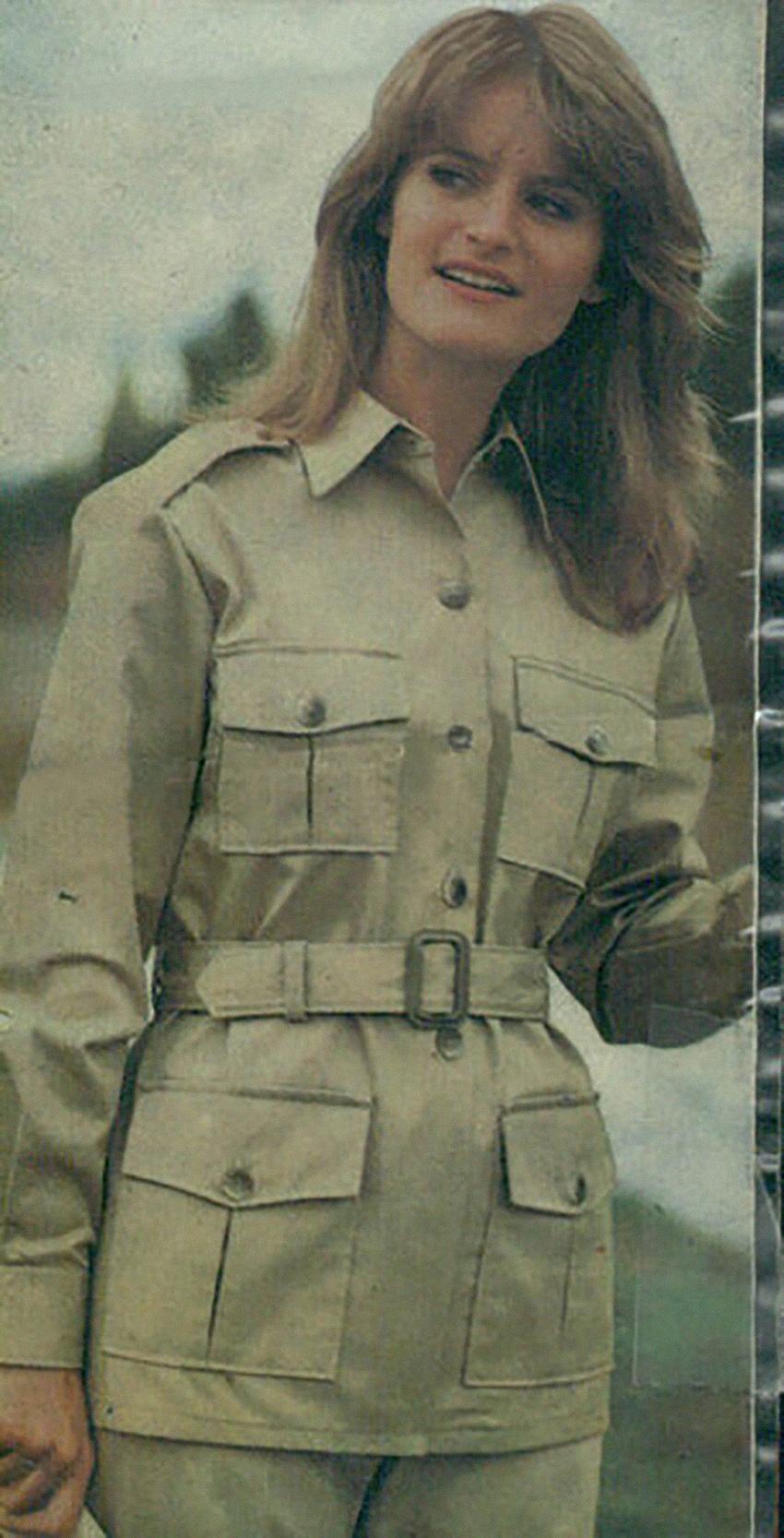 safari_jacket women