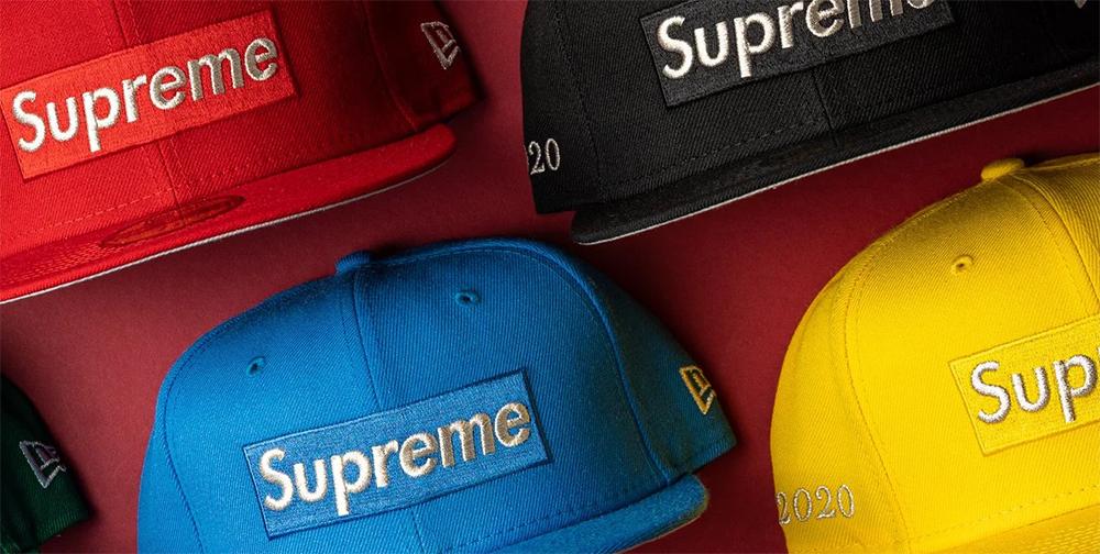 supreme cap 2020