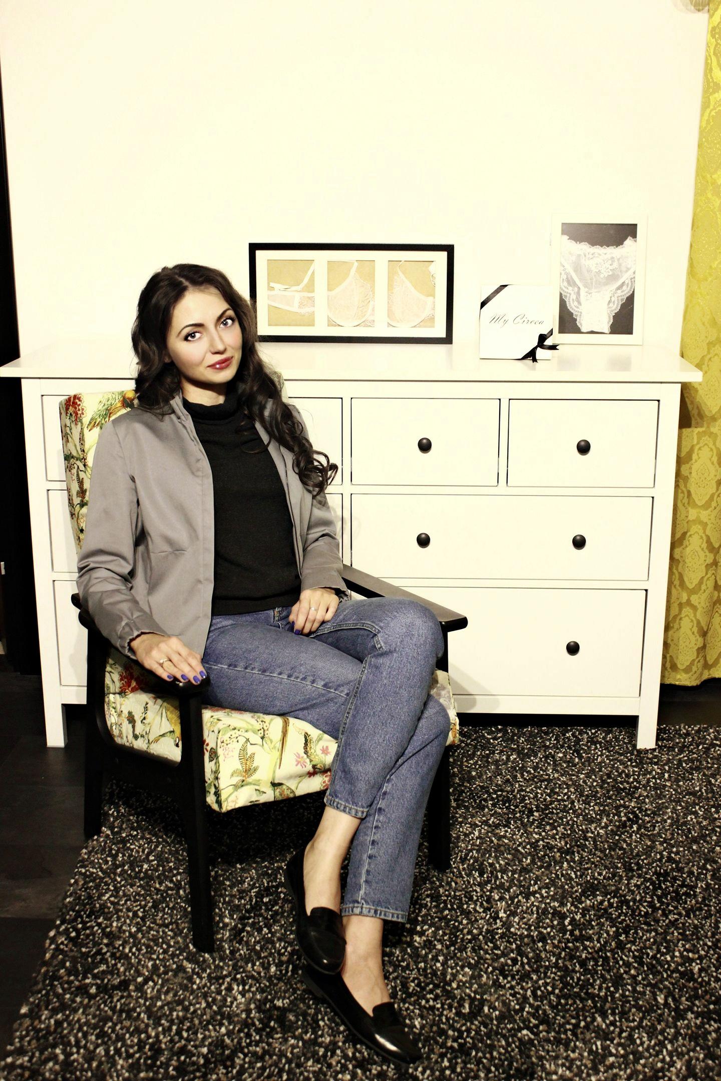 Ольга Смирнова основатель бренда