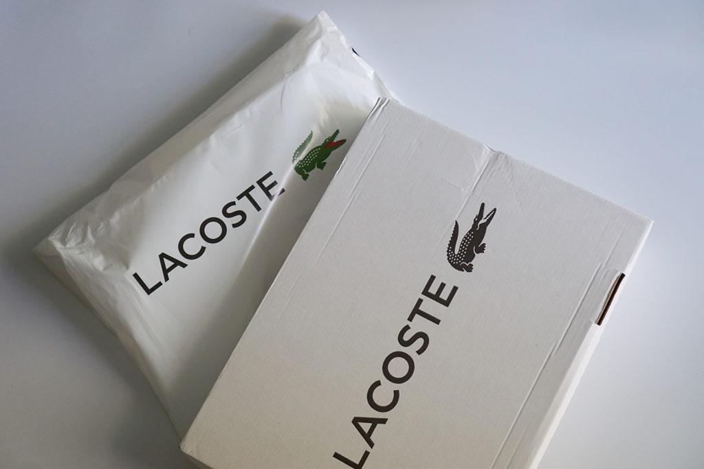 Поло Lacoste коробка 2020