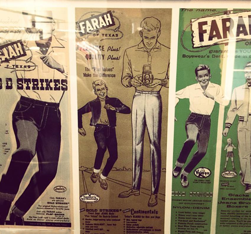 Farah: история бренда