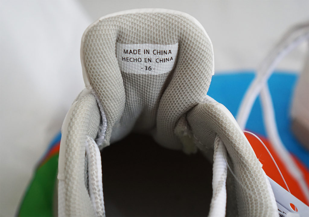Кроссовки Benetton china